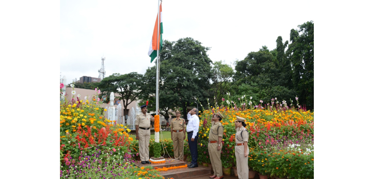 Independence Day Celebrations at LPSC, Bangalore