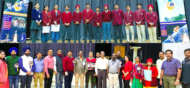 Pearl Jubilee Celebrations at Chandigarh on 12/02/2018